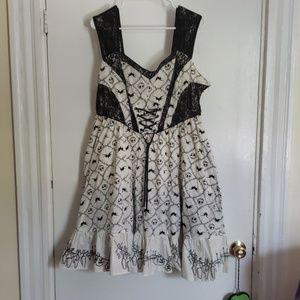 Torrid Nightmare Before Christmas 18 dress